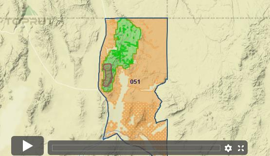 Nevada Mule Deer Unit 051 Draw Odds Tag Information And More