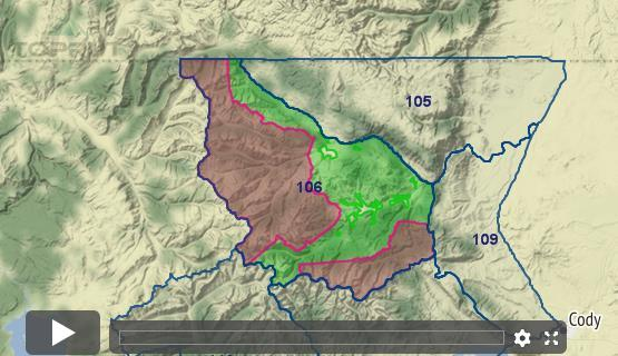 Wyoming Mule Deer - Unit 106 - Draw Odds, Tag Information and More
