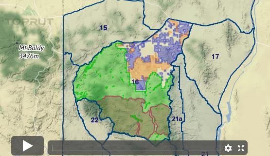 New Mexico Game and Fish Unit Map Blm and Nm Game and Fish Partner besides Buy and find Oregon maps  Bureau of Land Management  Hunting Units in addition  as well Hunt Units as well  further Colorado Hunting Unit Map New Mexico Big Game   Best Maps US likewise New Mexico Elk   Unit 5b   Draw Odds  Tag Information and More additionally Gila National Forest Elk Hunts   Unit 15  16A  16C  16D  16E  23 New in addition  further Utah Division of Wildlife Resources additionally Natural Resources Program further New Mexico GMU 5B Map   MyTopo moreover File New Mexico Wildlife Management Units svg   Wikimedia  mons moreover  furthermore Colorado Game Unit Map New Mexico Hunting Big   Best Maps US furthermore Nm Game Unit Map New Mexico Hunting and Info – anotherview info. on new mexico game unit map