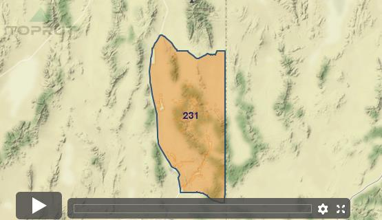 Nevada Mule Deer Unit 231 Draw Odds Tag Information And More